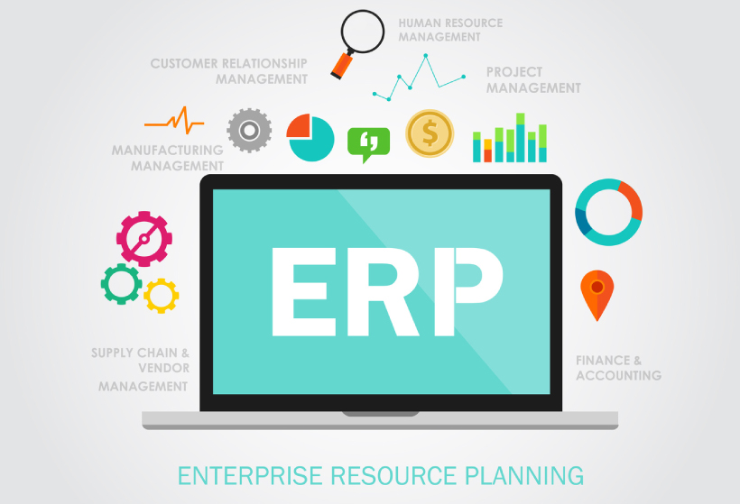 Un ERP és molt més que un programa de gestió per a l'empresa, com haig de seleccionar el correcte?