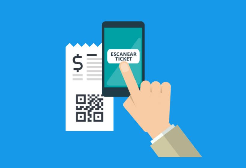 Ja no guardis els teus tiquets de despeses: digitalitza'ls al moment