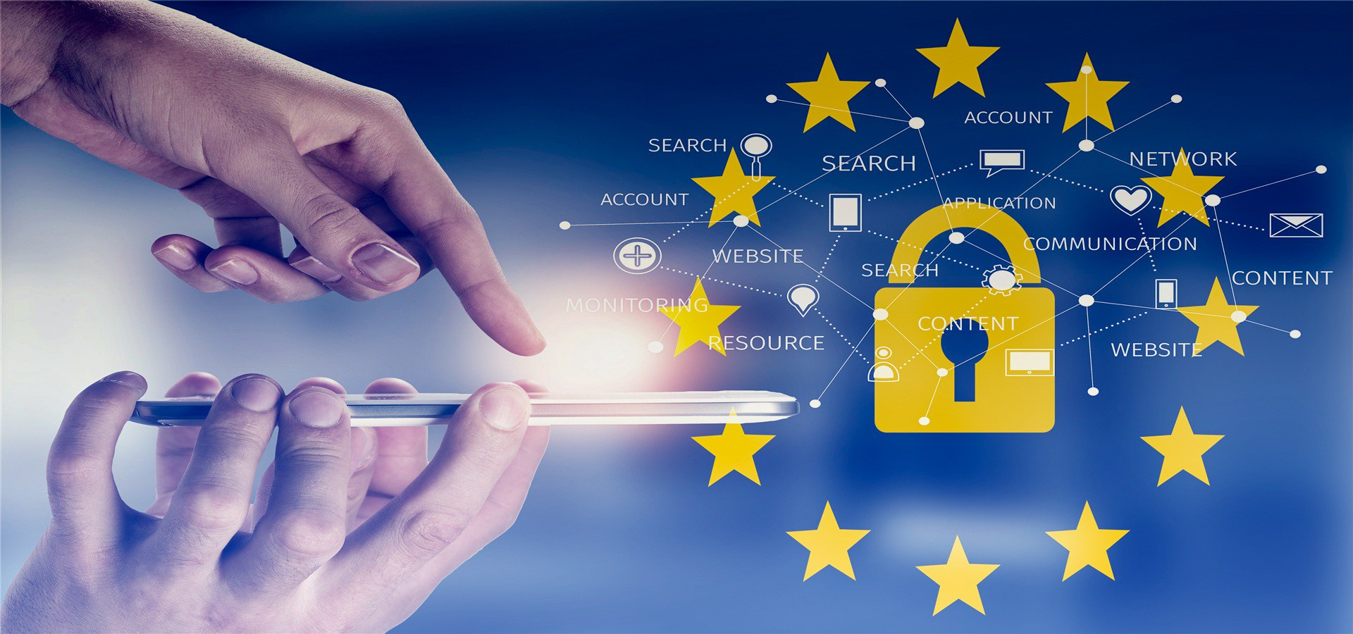 S'activa al nivell més alt del nou reglament sobre la privacitat i la gestió de dades