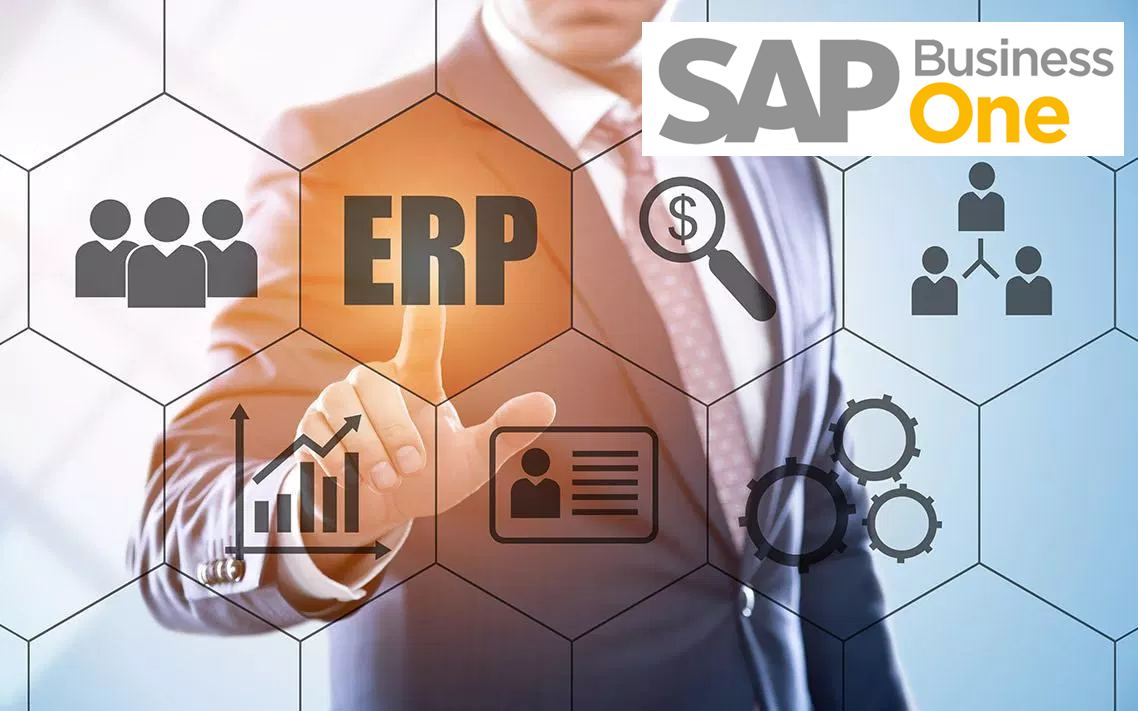 SAP Business One: L'ERP més complet per administrar tota la teva empresa