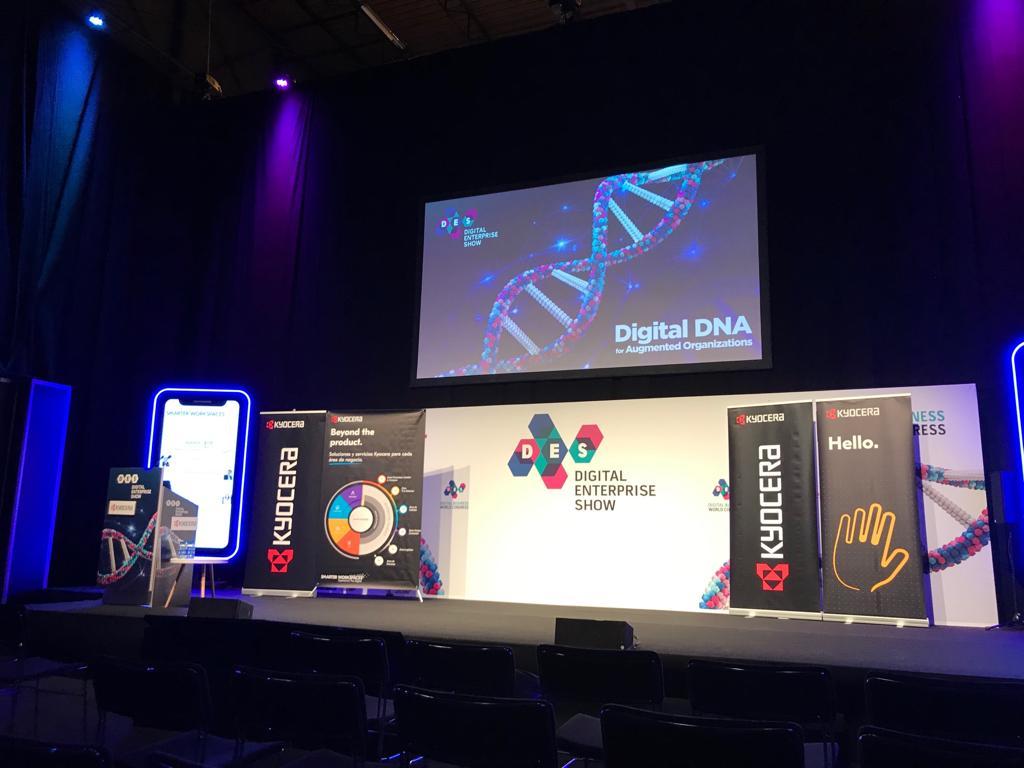 Digital Enterprises Show Madrid 2019