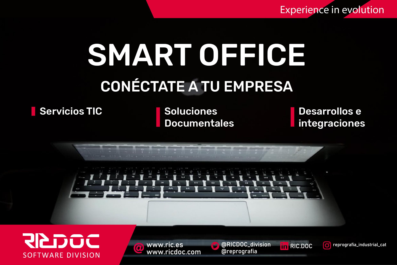 Smart Office, controla el teu negoci des de RIC.DOC